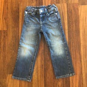 TR blue jeans